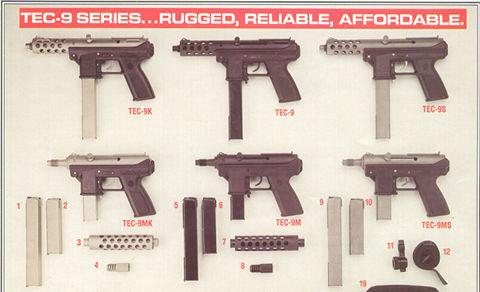 Tec-9 guns.com